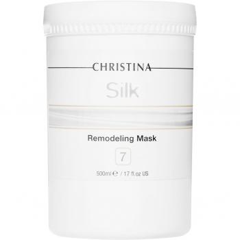 Водорослевая ремоделирующая маска (шаг 7) - Remodeling Mask Silk, 500мл | Venko
