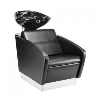 Мойка парикмахерская Quadro (керамика Europe черная) | Venko