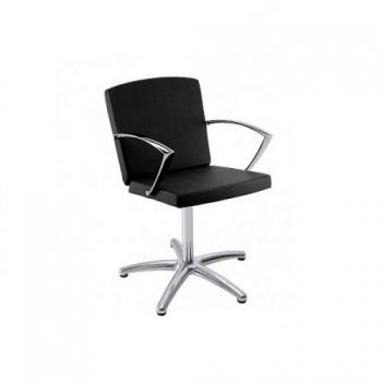 Кресло парикмахерское Belinda на пневматике пластик | Venko