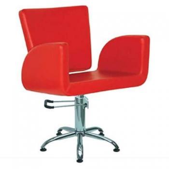 Кресло парикмахерское Daisy на гидравлике хром | Venko