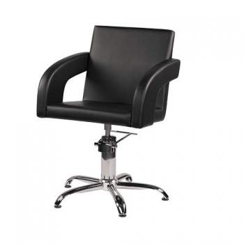 Кресло парикмахерское Tina на гидравлике хром | Venko