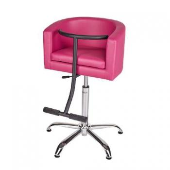 Кресло парикмахерское Kid на пневматике пластик | Venko