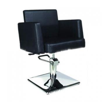 Кресло парикмахерское VM 814 на гидравлике хром | Venko