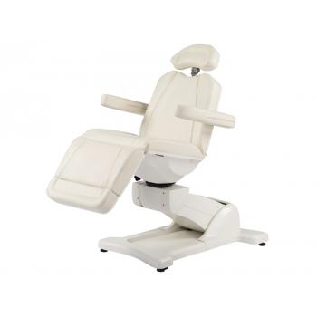 Косметологическое кресло модель 3869 A (4 мотора), белое | Venko