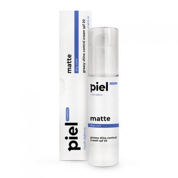 Денний крем з матуючим ефектом Piel Cosmetics, 50 мл | Venko