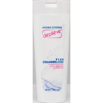 Термолосьон для увлажнения и массажа - Depileve collagen elastin, 200 мл | Venko