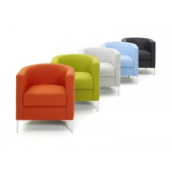 Кресло для зоны ожидания VM312 Италия | Venko