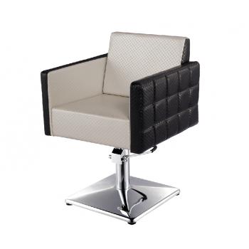 Кресло парикмахерское VM809 на пневматике хром | Venko