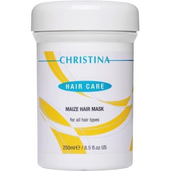 Кукурузная маска для сухих и нормальных волос - Maize Hair Mask, 250 мл | Venko