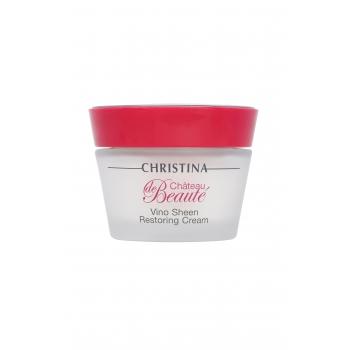 Крем омолаживающий - Chateau de Beaute Vino Sheen Restoring Cream, 50 мл | Venko