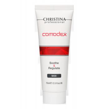 Успокаивающая и регулирующая маска Comodex-Soothe&Regulate Mask, 75 мл | Venko