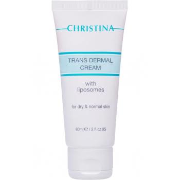 Трансдермальный крем с липосомами - Trans Dermal Cream With Liposoms, 60 мл | Venko