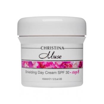 Дневной защитный крем SPF 30 (Шаг 8) - Sheilding Day Cream Muse, 150 мл | Venko