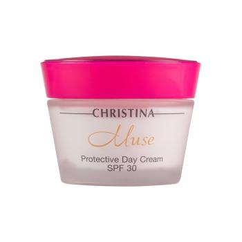 Защитный дневной крем - Muse Protective Day Cream SPF 30, 50 мл | Venko