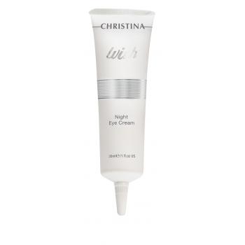 Ночной крем для кожи вокруг глаз - Wish Night Eye Cream, 30 мл | Venko
