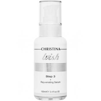 Омолаживающая сыворотка Christina - Rejuvenating Serum Wish, шаг 3, 100 мл | Venko