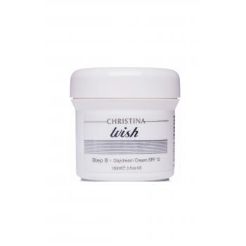 Дневной крем с SPF-12 Christina - Daydream Cream SPF12 Wish, шаг 8, 150 мл | Venko