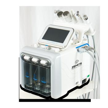 Аппарат Гидродермабразии и водородного пилинга H2O2 Zemits Eau Sante | Advance Esthetic