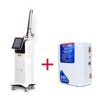 Фракционный лазер Adonyss CarbonFrax CO2 | Advance Esthetic