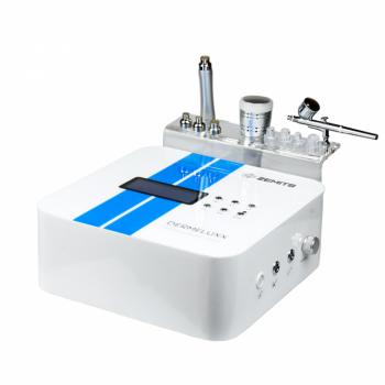 Аппарат водной микродермабразии и кислородной мезотерапии для очищения лица Zemits DermeLuxx | Advance Esthetic