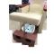 Педикюрное кресло с вибромассажной ванночкой для ног SPA-120 white (белое)   Venko - Фото 52575