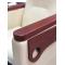 Педикюрное кресло с вибромассажной ванночкой для ног SPA-120 white (белое)   Venko - Фото 52585